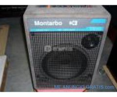 Amplificador MONTARBO 118A por tan solo 350€.
