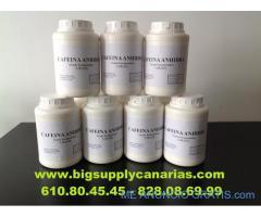 Venta de Cafeina Pura 100%,L-Carnitina,Xilocaina,Piracetam 610804545